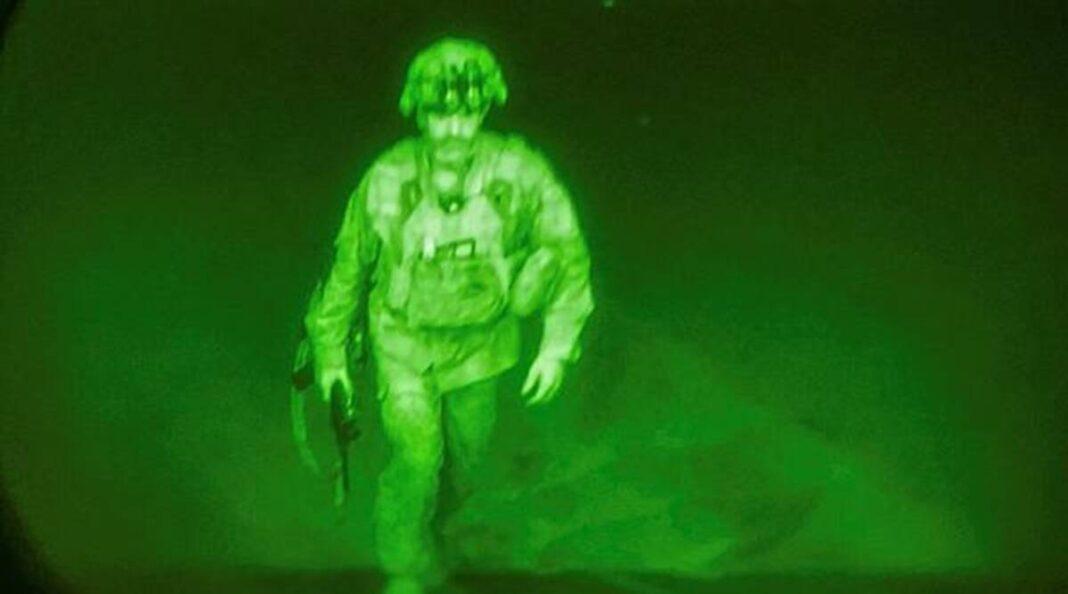 US ends its 20-year-old war in Afghanistan as final evacuation flight leaves Kabul