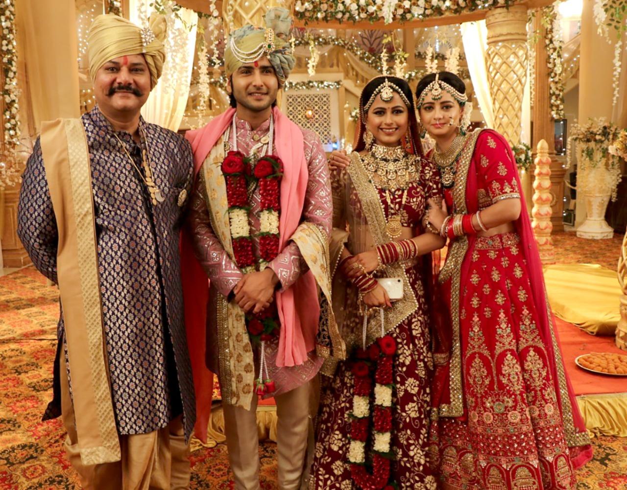 "New twist in Dangal TV's popular serial ""Nath Zewar Ya Zanjeer"""