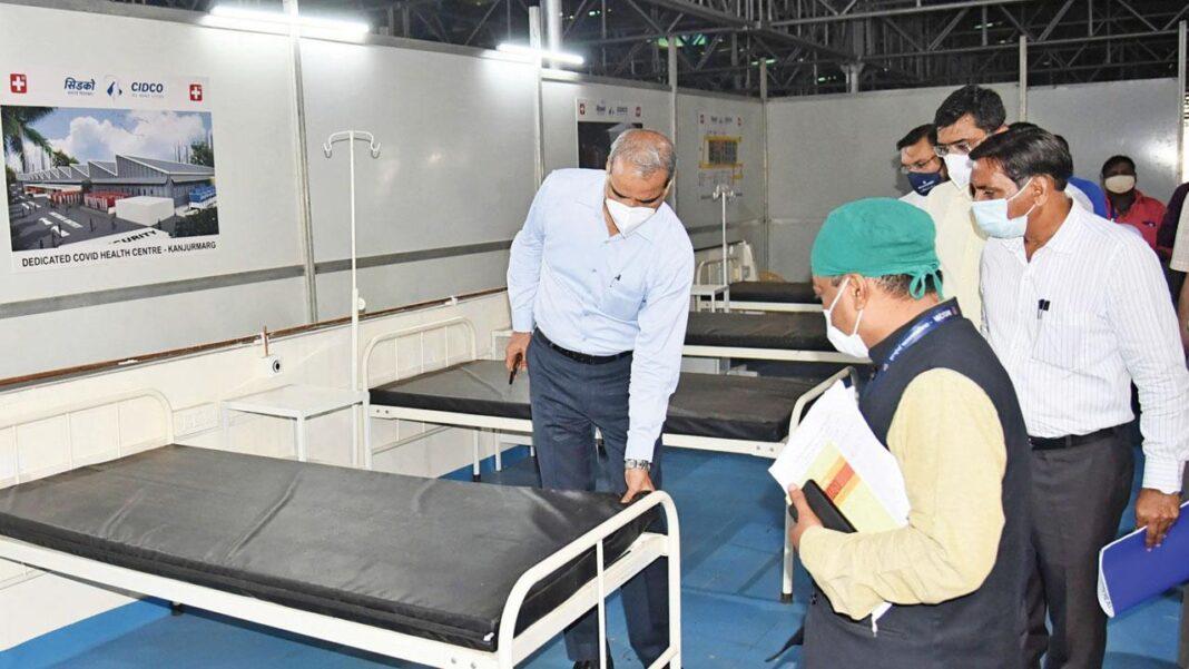 BMC to take over Kanjur Jumbo Covid-19 Centre